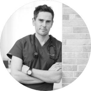 Dr. Philipp Balga, Arzt für Allgemeinmedizin. Hausarzt in Strasshof.
