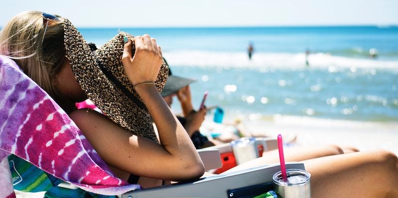 Die Folgen von UV Strahlung